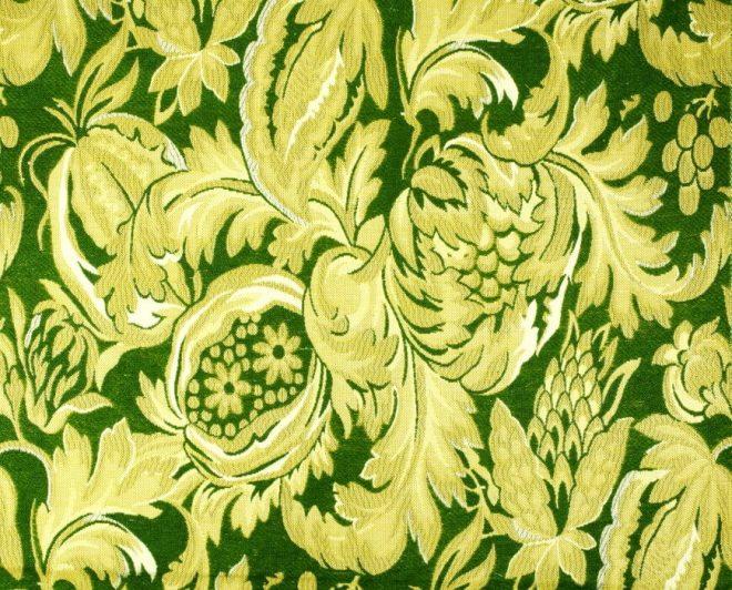 Cammann-Gobelin-Manufaktur Weberei Muster Stoff
